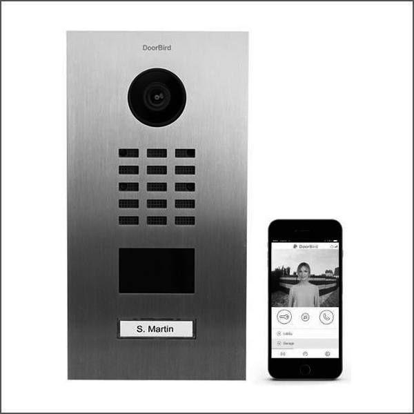 DoorBird IP video intercom