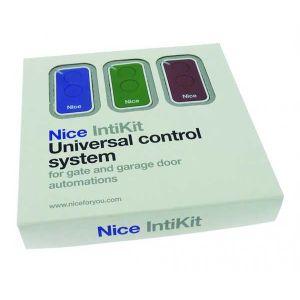 Nice inti kit, 3 handzenders en ontvanger