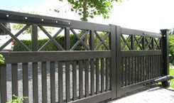 Hekopener, elektrisch hek, automatisch hek
