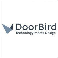 DoorBird IP video intercom. IP video deurbel camera