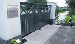 Elektrische hekken, elektrische hekopeners