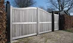 Elektrische poorten, elektrische poortopeners van Porttech