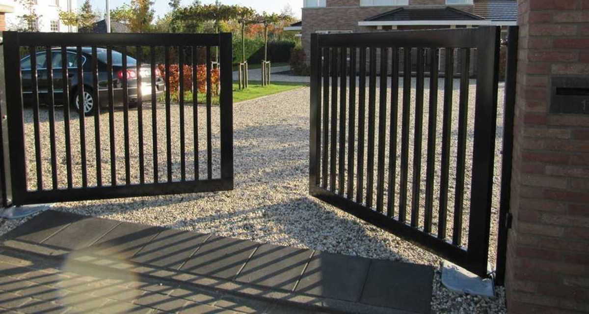 Elektrische poort, Farm Poorten en Porttech